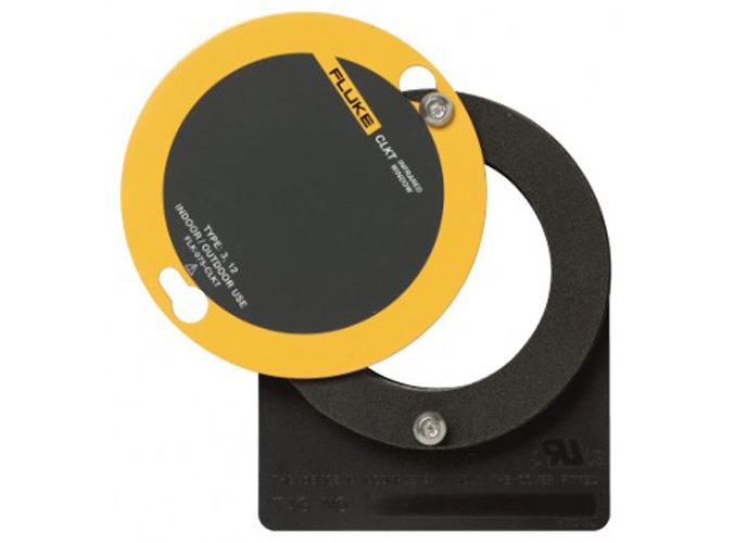FLUKE 100-CLKT 4 Inch Thermal Inspection Window Kwik Twist