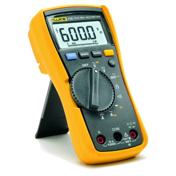 FLUKE 115 Field Service Testing Multimeter