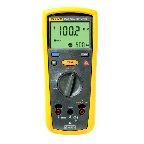 FLUKE Insulation Resistance Meter - Test Equipment