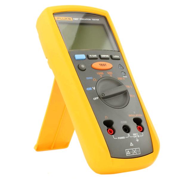 FLUKE 1507 Insulation Tester - Test Equipment