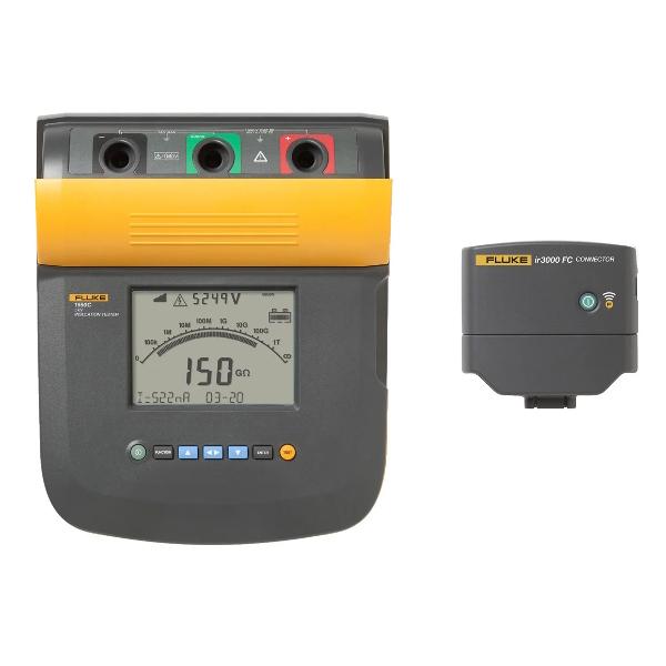 Fluke 1550C 5kV Insulation Resistance Testers - Test Equipment