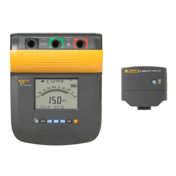 Fluke 1555 10kV Insulation Resistance Tester - Test Equipment