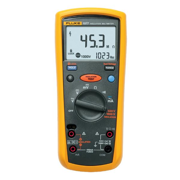 FLUKE 1577 Insulation Multimeter - Test Equipment
