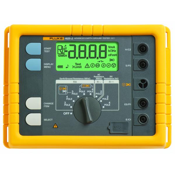 FLUKE 1625 GEO Earth Ground Tester