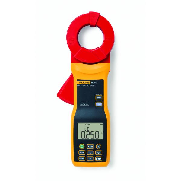 FLUKE 1630-2 FC Earth Ground Clamp - Test Equipment