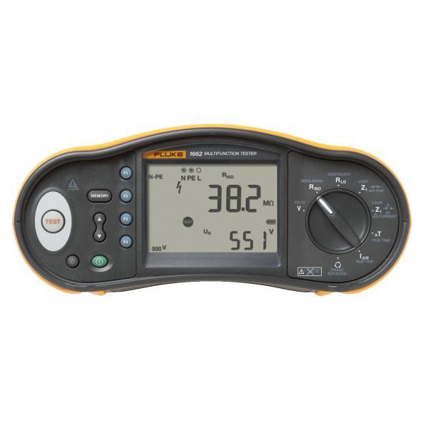 FLUKE 1662 Multifunction Installation Tester - Test Equipment