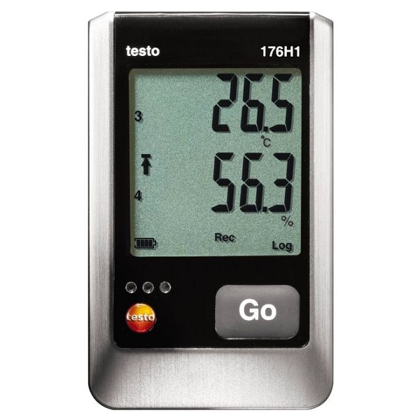 Testo 176 Humidity and Temperature Climate Data Logger