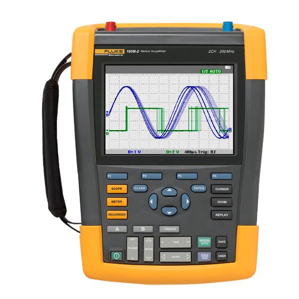FLUKE 190-102 Colour ScopeMeter 100 MHz 2 Channels