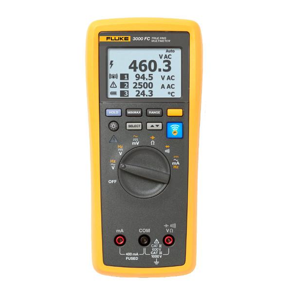 FLUKE 3000 FC Wireless Digital Multimeter