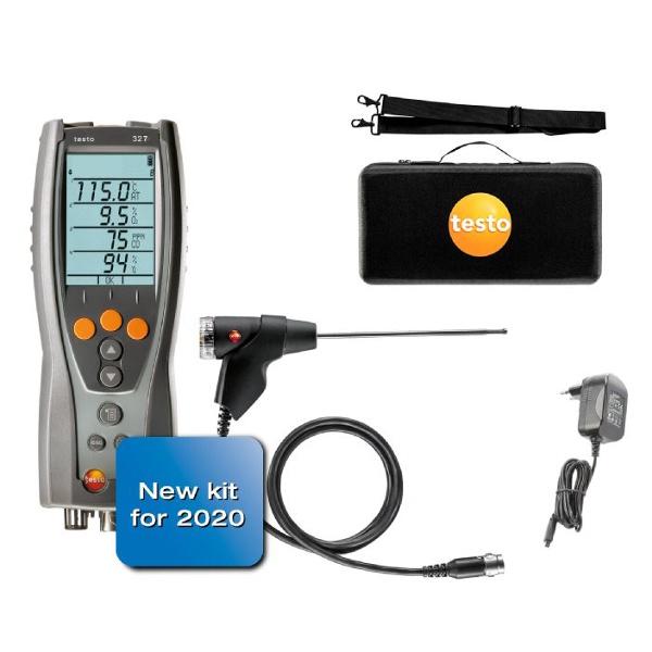 testo 327-1 Flue Gas Analyser