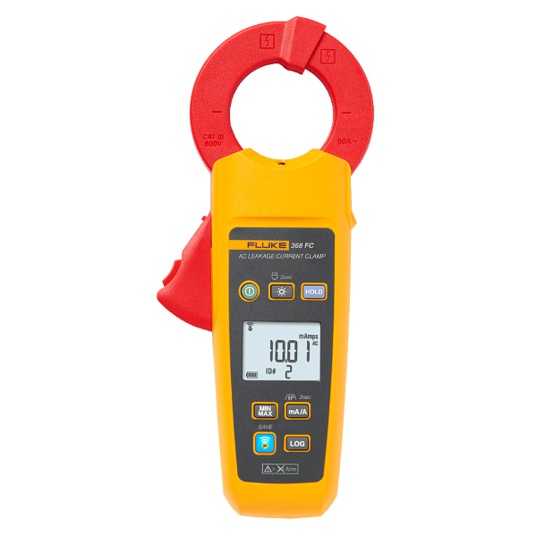 FLUKE 368 FC Leakage Current Clamp Meter with 40mm Jaw