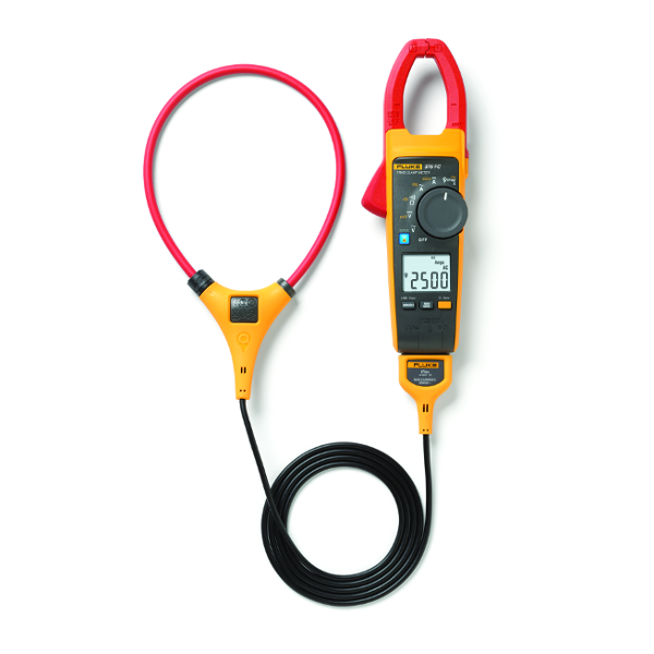 FLUKE 376 FC 1000A AC/DC TRMS Wireless Clamp c/w IFLEX