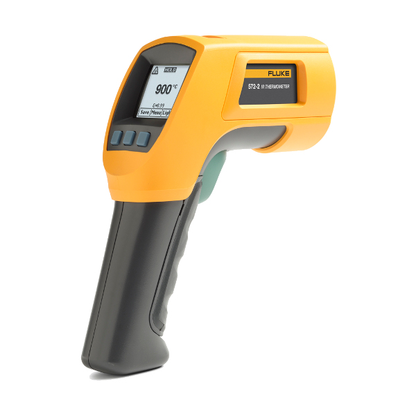FLUKE 572-2 Infrared Thermometer (IR) High Temperature