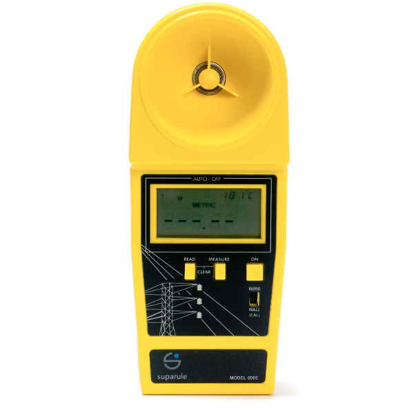 Suparule 600 Cable Height Meter