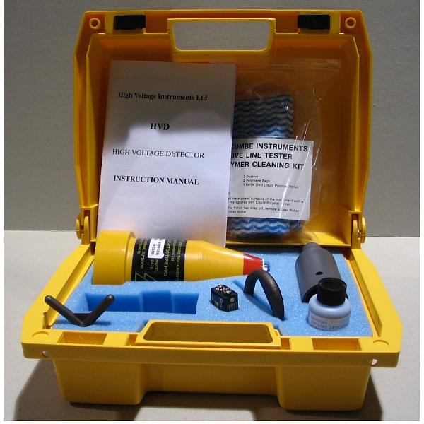 High Voltage Instruments 6.6-33kv HV Detector Kit