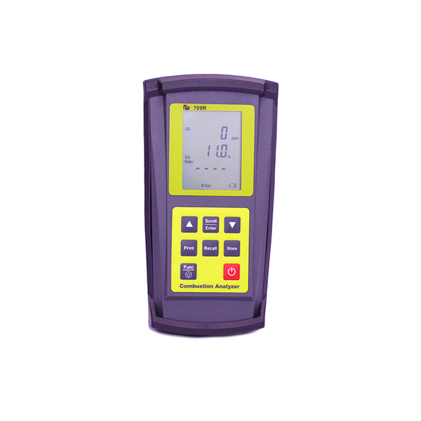 TPI 709R Flue Gas Combustion Efficiency Analyser