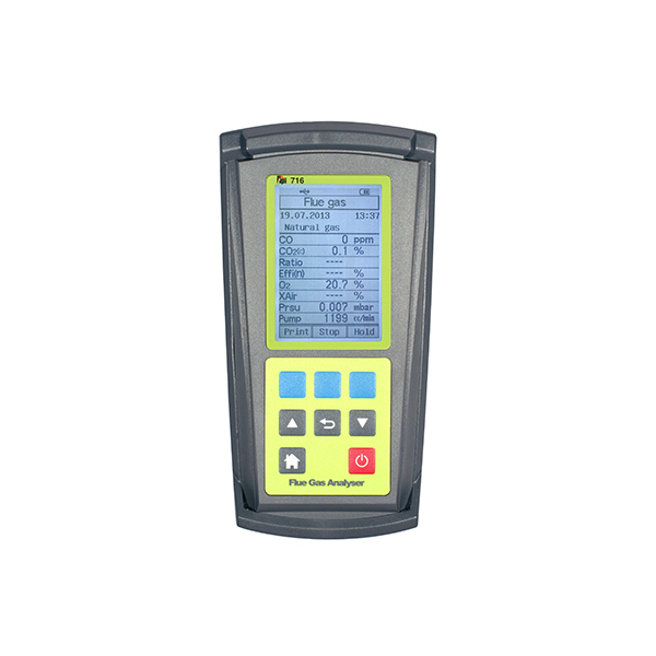 TPI 716 Flue Gas Combustion Analyser