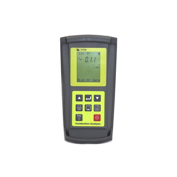 TPI 717R-Kit Combustion Flue Gas Analyser