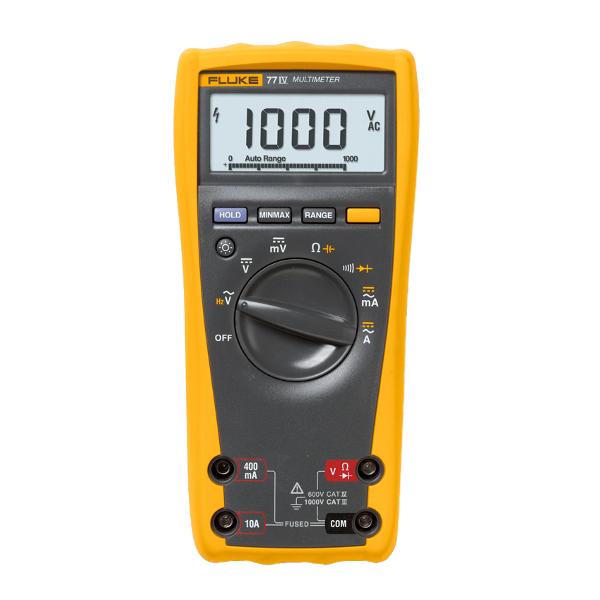 FLUKE 77 IV Digital Multimeter