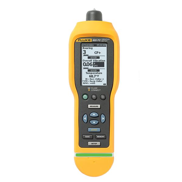 FLUKE 805 FC Vibration Meter