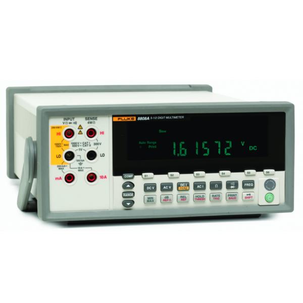 Fluke 8808A 5.5 Digital Bench Multimeter - Test Equipment