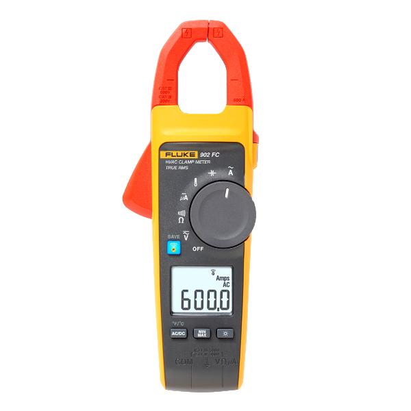 FLUKE 902 FC True-RMS Wireless HVAC Clamp Meter