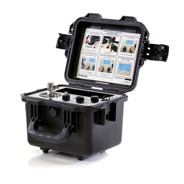 The Modal Shop 9110D Portable Vibration Calibrator