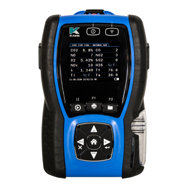 KANE 975 Industrial Flue Gas Analyser