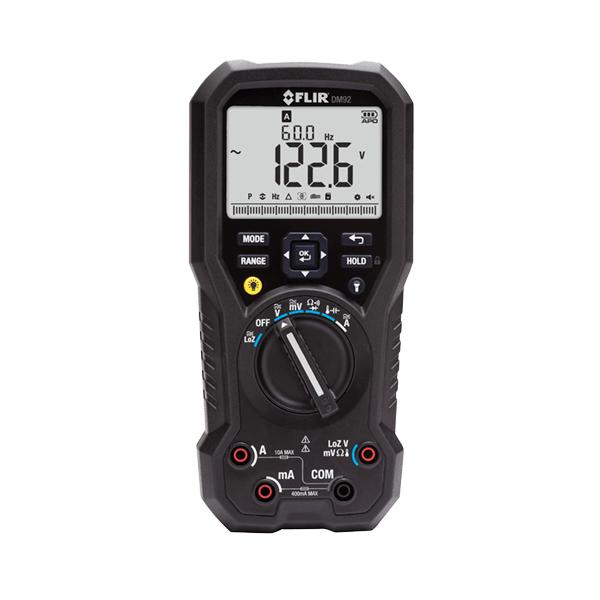 FLIR DM92 Industrial Digital Multimeter