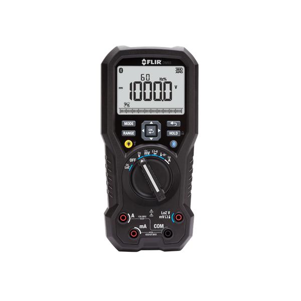FLIR DM93 Digital Multimeter With VFD Mode