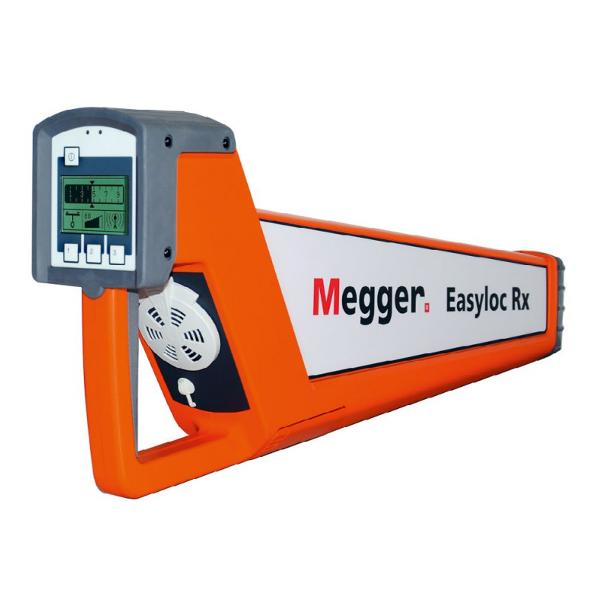Megger Seba Easyloc Rx Basic Utility Cable Locator