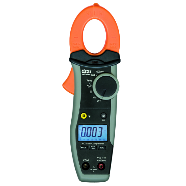 Clamp Meter How Much : Ht clamp meter a meters