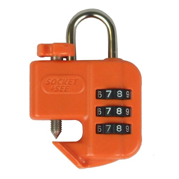 Socket & See MCB LOCK Locking Off Device