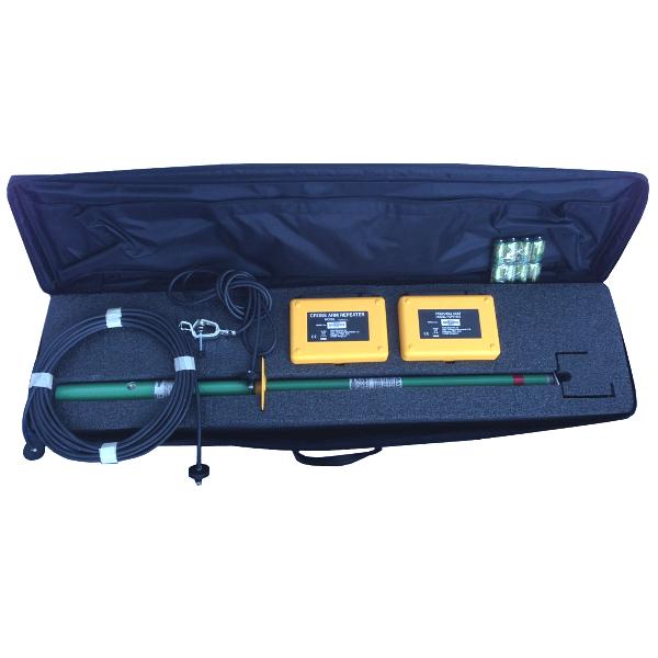 High Voltage Instruments Live Line Tester
