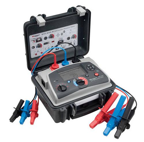 Megger MIT1025 10kV Diagnostic Insulation Resistance Tester - Test Equipment