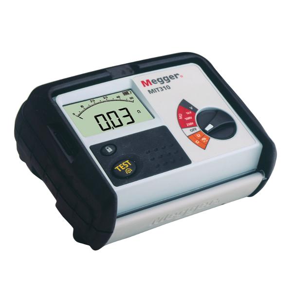 Megger Digital Insulation Tester for Electricians - Test Equipment