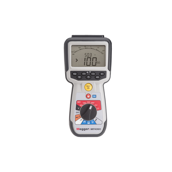 Megger MIT415 Insulation and Continuity Tester - Test Equipment