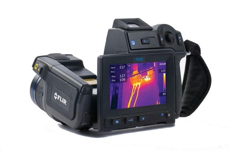 FLIR T640 Thermal Imaging Camera