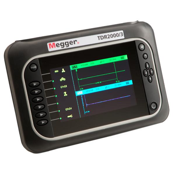 Megger TDR2010 Advanced Dual Channel TDR