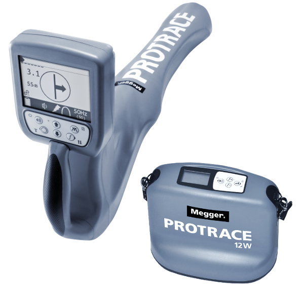Megger PROTRACE Cable Route Tracing and Location System