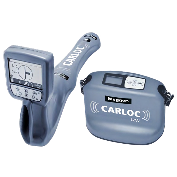 Megger CARLOC Cable Route Tracing and Location System