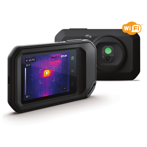 FLIR C3-X Thermal Camera