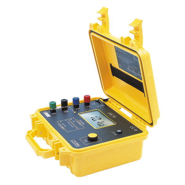 Chauvin Arnoux CA6462 Earth and Resistivity Tester