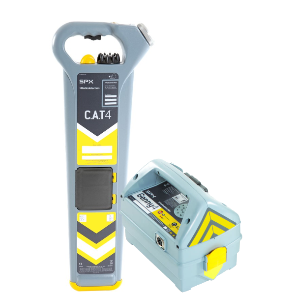 Radiodetection CAT4+ and Genny 4