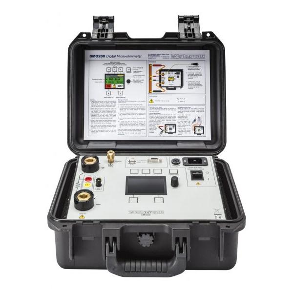 T&R Test Equipment DMO200