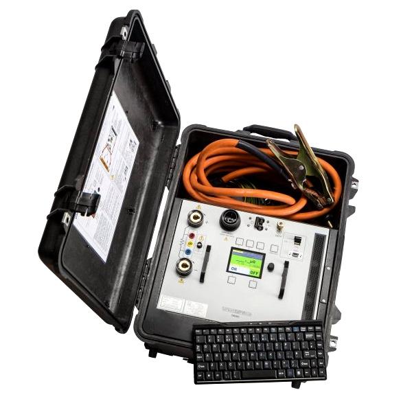 T&R DMO600 Micro-Ohmmeter
