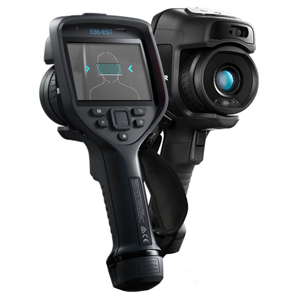 FLIR E86-EST Temperature-Screening Thermal Camera