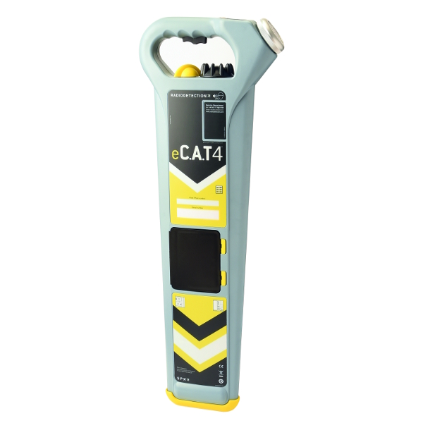 Radiodetection eCAT4 Cable Avoidance Tool - Test Equipment