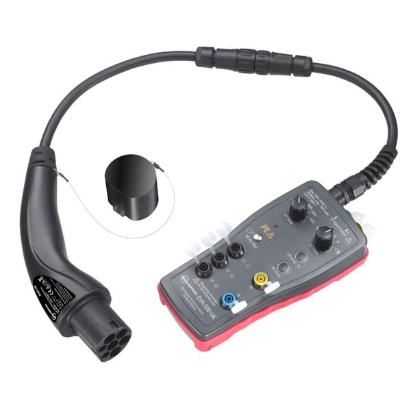 Amprobe EV-520 EVSE Adaptor for Charging Stations