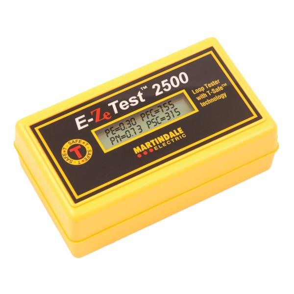 Martindale EZ2500 Non Trip Earth Loop Tester